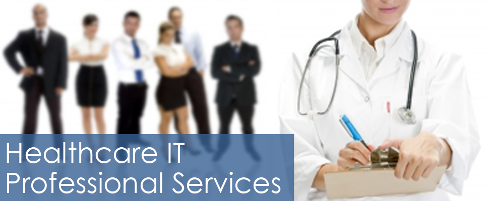 Healthcare IT Professional Services